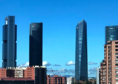 madrid-towers